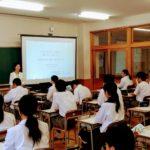 奄美高校で「片づけ講座」
